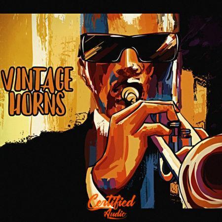 Vintage Horns Artwork (Vendors)