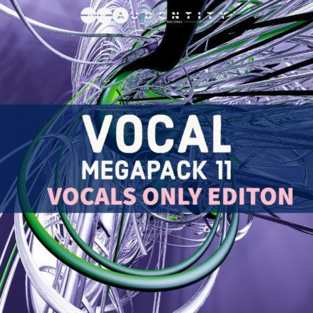 Vocal Megapack 11 - Vocals Only