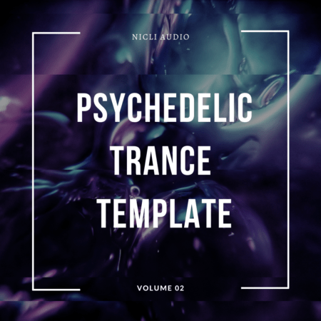 Nicli Audio - Psychedelic Trance Template Vol.2