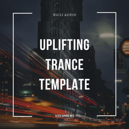 Nicli Audio - Uplifting Trance Template Vol.3 (FL STUDIO 20)