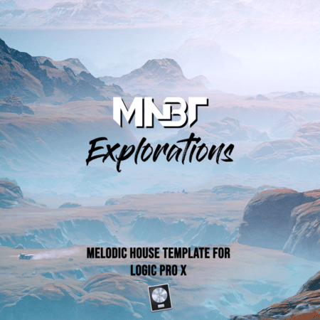 Melodic House Explorations Project Template by MNBT