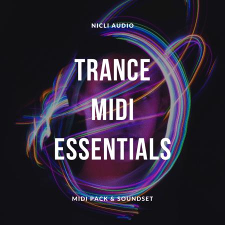 Nicli Audio - Trance MIDI Essentials (MIDI Pack & Soundset)