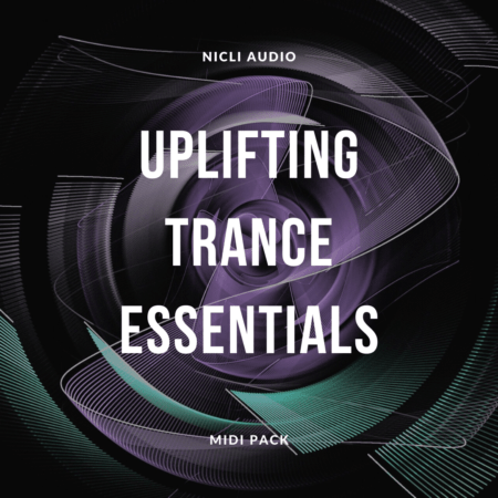 Nicli Audio - Uplifting Trance Essentials (MIDI Pack)