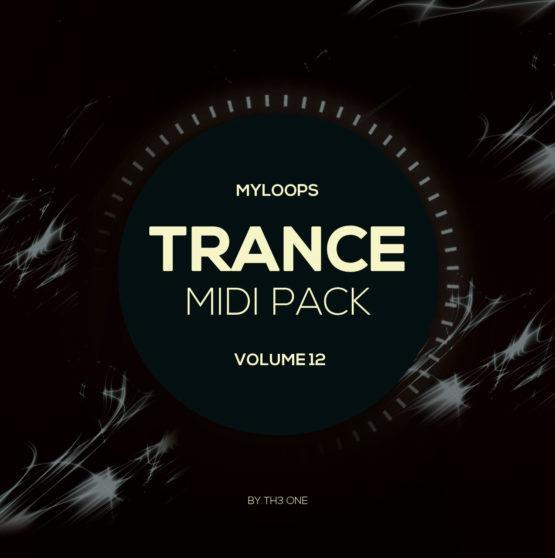 Myloops Trance MIDI Vol. 12 by TH3 ONE