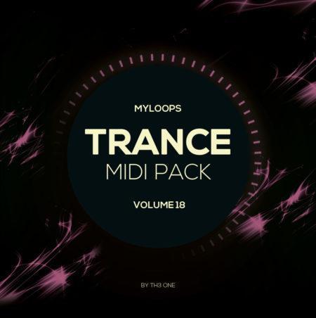 Myloops Trance MIDI Vol. 18 by TH3 ONE