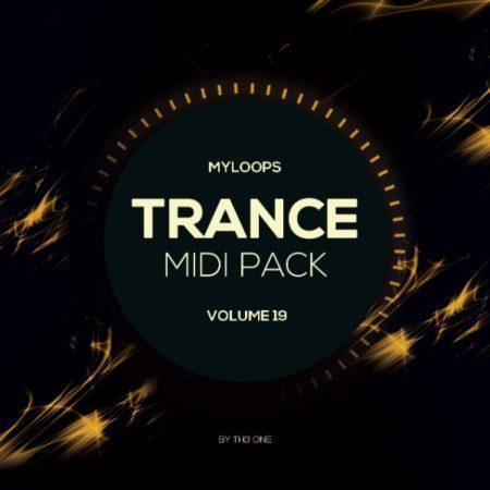 Myloops Trance MIDI Vol. 19 by TH3 ONE