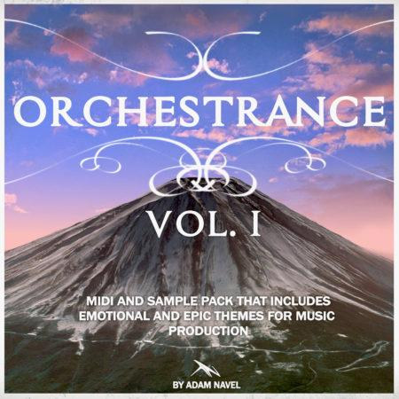 Orchestrance Vol.1 Midi Pack by Adam Navel