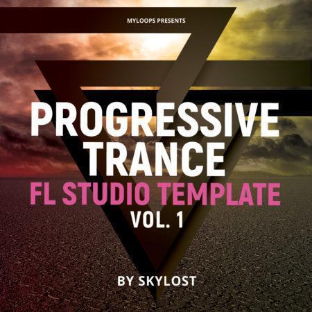 SkyLost Progressive Trance FL Studio Template Vol.1