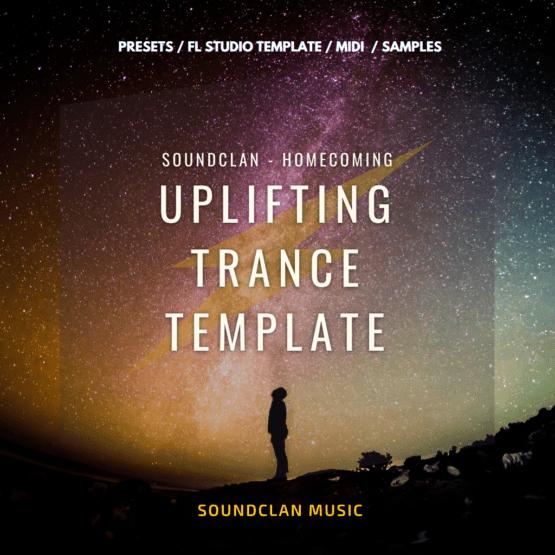 Homecoming (Uplifting Trance Template)