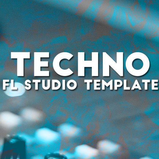 Techno FL Studio Template Vol. 3 (By Milad E)