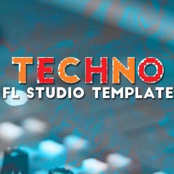 Techno FL Studio Template Vol. 4 (By Milad E)