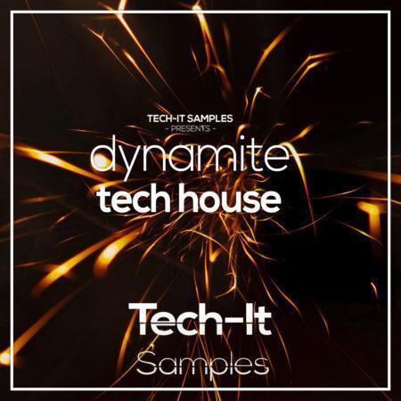 TISTL018 Tech-it Samples - Dynamite Tech House