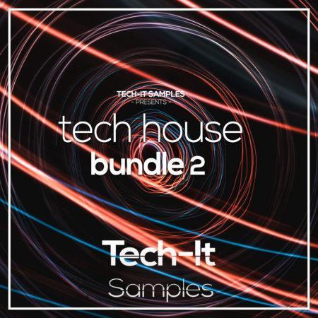 TISTL022 Tech-It Samples - Tech House Bundle 2