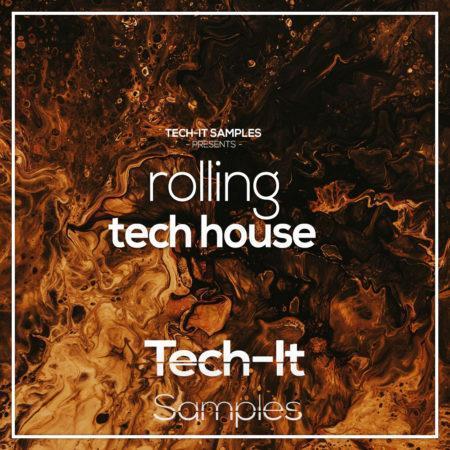 Tech-it Samples - Rolling Tech House