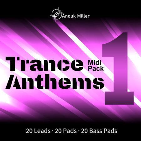 Trance Anthems Midi Pack Vol.1