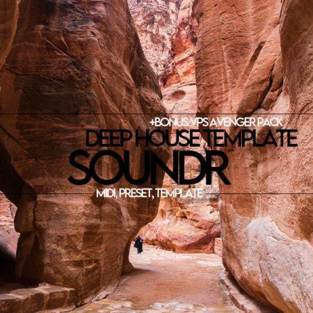 Soundr. Deep House Template Vol.1 (+BONUS)