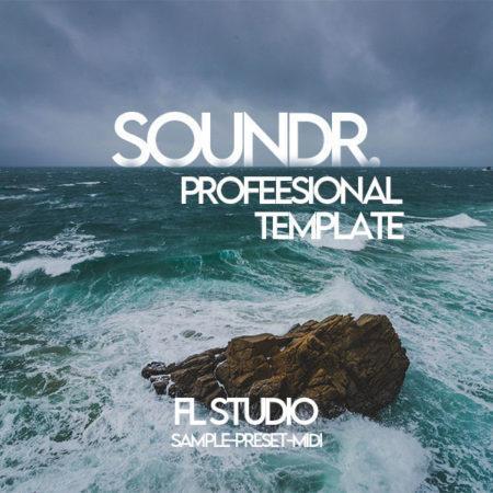 Soundr. PROFESSIONAL TEMPLATE VOL.3 (FL20.7.2)