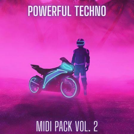 Powerful Techno Midi Pack Vol. 2