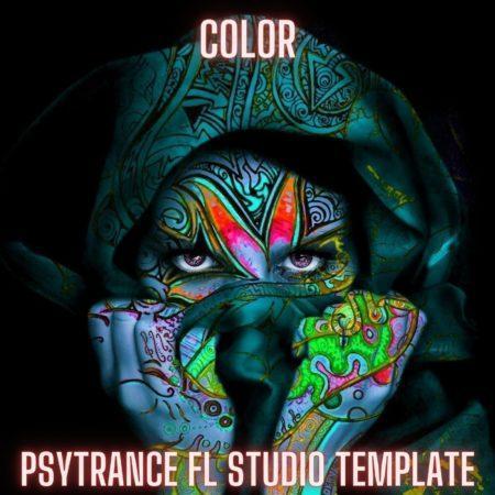Color - Psytrance FL Studio Template Vol. 1
