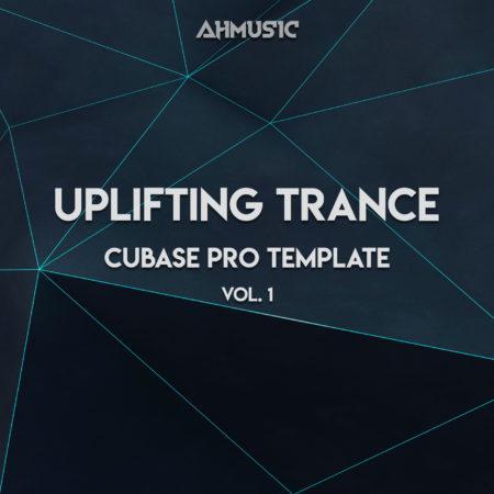 Uplifting Trance Cubase 11 Template Vol.1