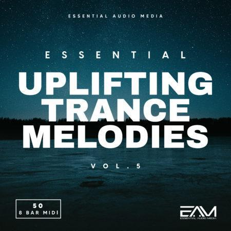 Essential Uplifting Trance Melodies Vol 5