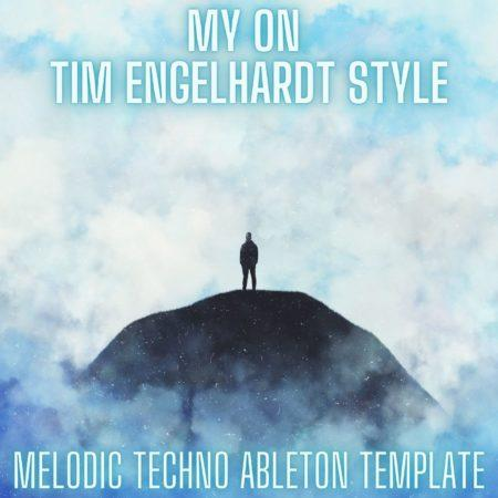 My ON - Tim Engelhardt Style Ableton 11 Melodic Techno Template