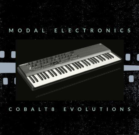 Modal Electronics Cobalt8 Evolutions Soundset