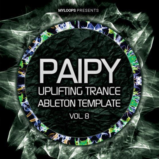 Paipy Uplifting Trance Ableton Template Vol. 8