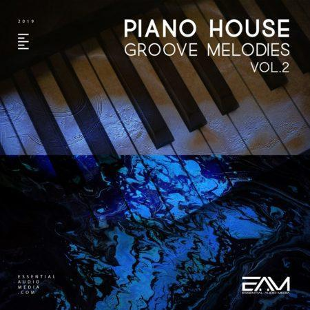 Piano House Groove Melodies Vol 2