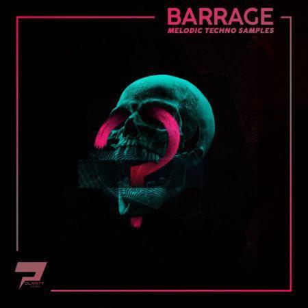 Barrage [Melodic Techno Samples]