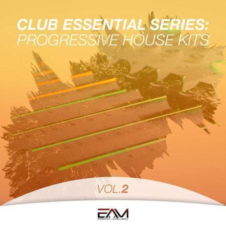 Club Essential Series: Progressive House Kits Vol 2