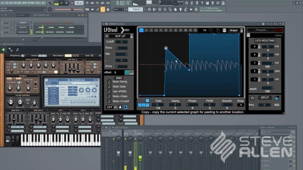 Steve Allen Trance Masterclass 2021 - Part 2 (Sub) Screenshot 1