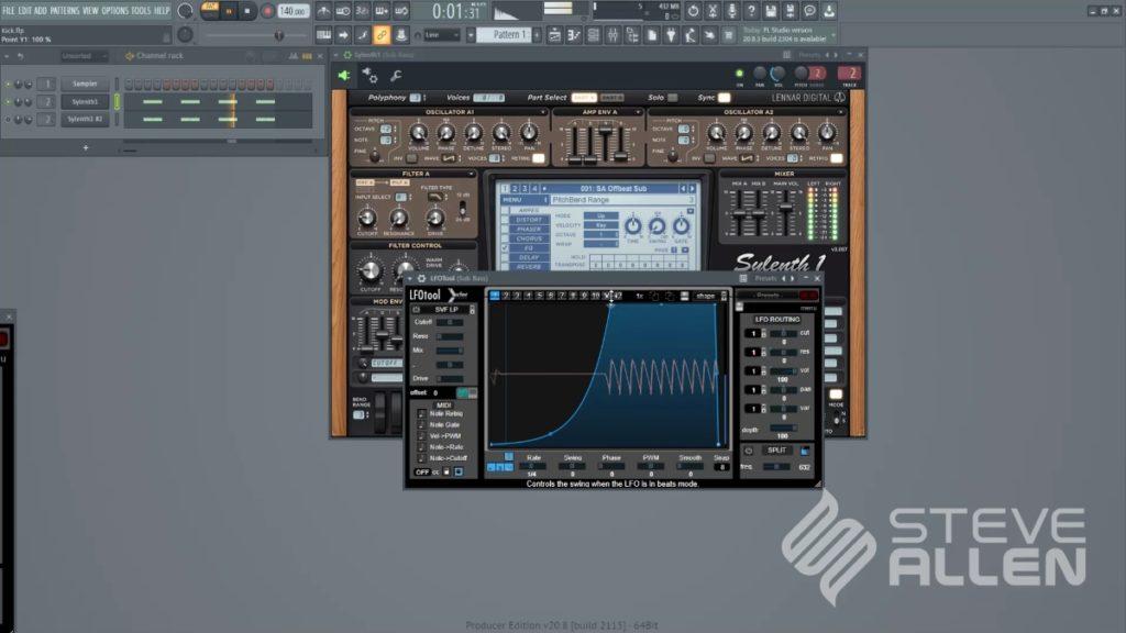 Steve Allen Trance Masterclass 2021 - Part 2 (Sub) Screenshot 3