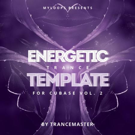 TranceMaster - Energetic Trance Template Vol. 2 (For Cubase)