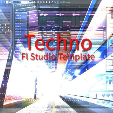 Techno FL Studio Template Vol. 5 (By Milad E)