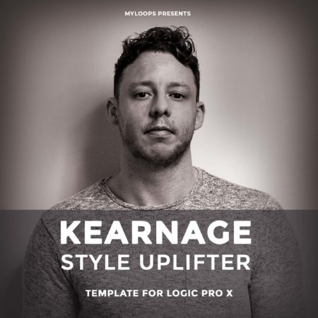 Adam Ellis - Kearnage Style Uplifter (Logic X Template)