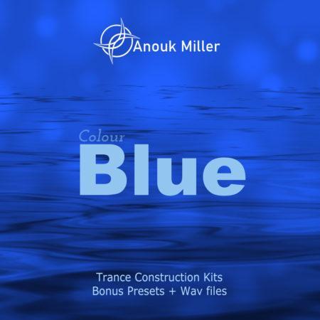 Anouk Miller Colour Blue