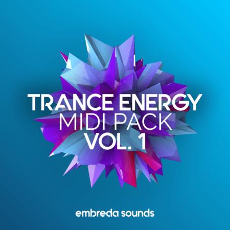 Trance Energy - MIDI PACK Vol.1 (Embreda Sounds)