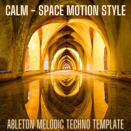 Calm - Space Motion Style Ableton 9 Melodic Techno Template