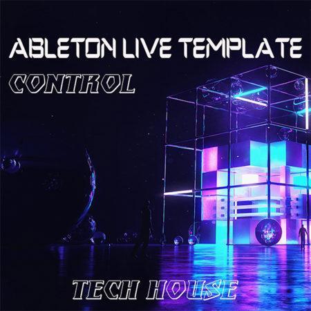 Tech House Ableton Live Template (Control)