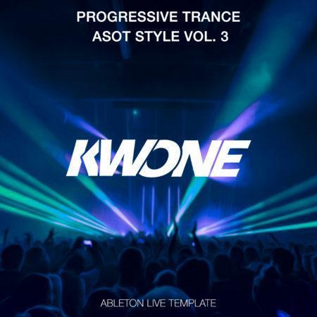 Progressive Trance ASOT Style Vol. 3 (Ableton Live Template)