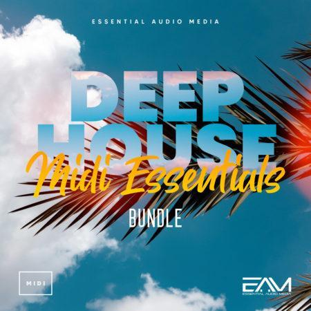 Deep House MIDI Essentials Bundle