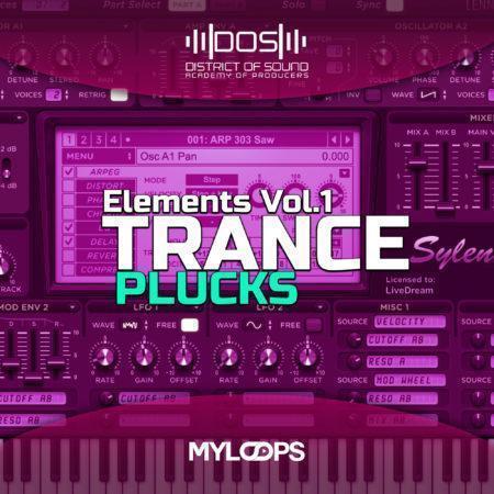 Element Trance - Plucks Sylenth1 Vol1
