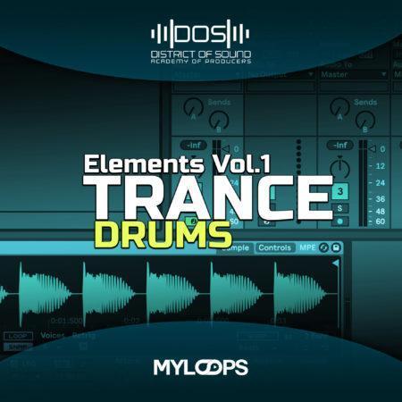 Trance Drums Element Vol.1 (5.12GB)