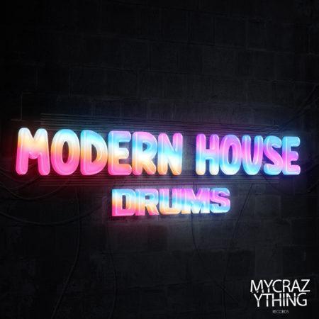 Modern House Drums