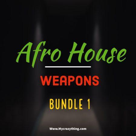 Afro House Weapons BUNDLE 1