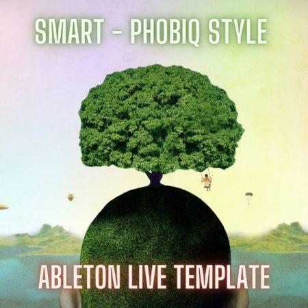Smart - Phobiq Style Ableton 9 Techno Template