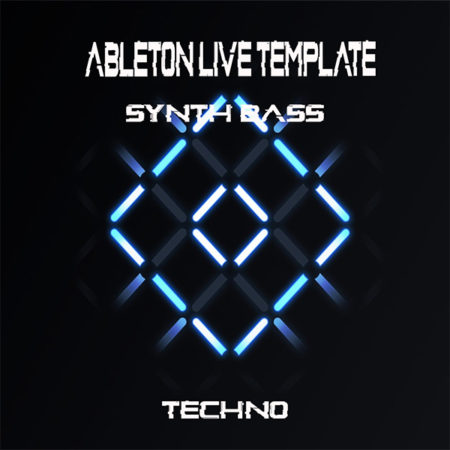 Techno Ableton Live Template (Synth Bass)