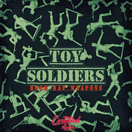 Toy Soldiers Boom Bap Weapons