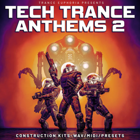 Tech Trance Anthems 2